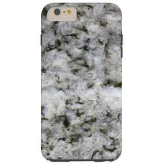 Granite White Rock Tough iPhone 6 Plus Case