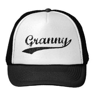 Granny, Baseball style Cap