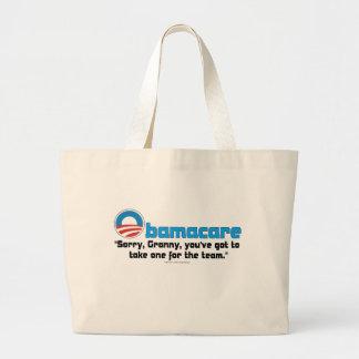 Granny Care Large Tote Bag