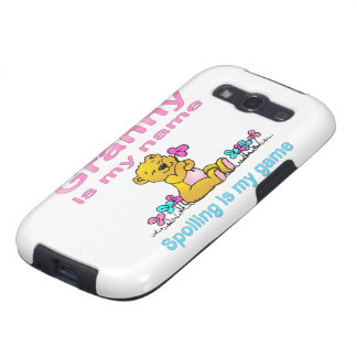Granny Is My Name, Spoiling Is my Game Galaxy SIII Covers