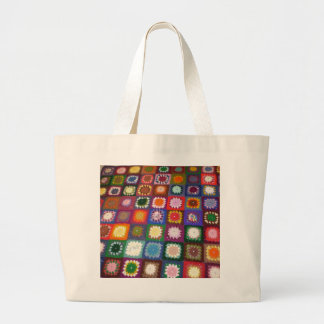 Granny's Got A Brand New Bag! Large Tote Bag