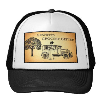 Granny's Grocery Getter Cap