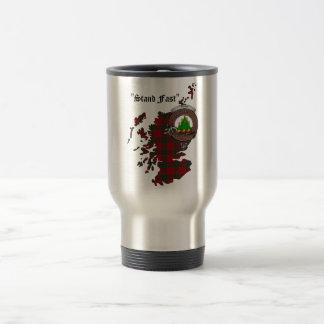 Grant Clan Badge Travel Mug