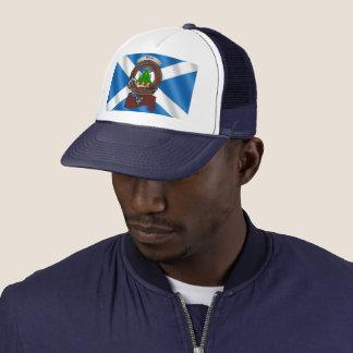 Grant Clan Badge Trucker Hat