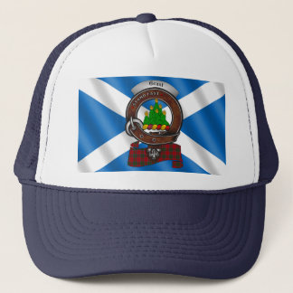 Grant Clan Badge Trucker Hat
