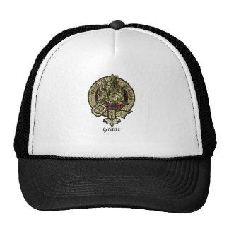 Grant Clan Crest Mesh Hat