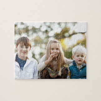 Grant Family Photo Jigsaw Puzzle