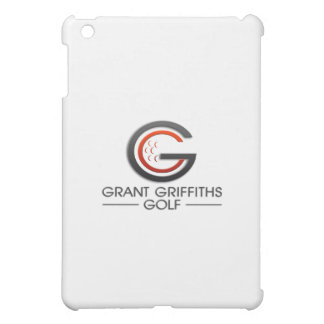 Grant Griffiths Golf iPad Mini Cases