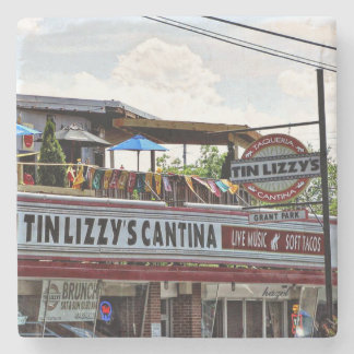 Grant Park, Atlanta, Georgia, Thin Lizzy's Coaster Stone Beverage Coaster