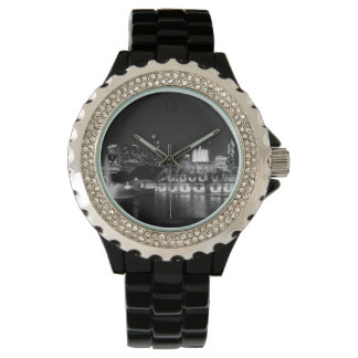 Grant Park Chicago Grayscale Wristwatches