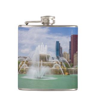 Grant Park City View Hip Flask