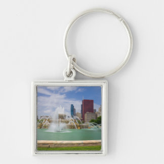 Grant Park City View Key Ring