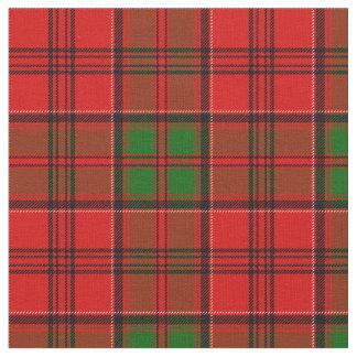 Grant Tartan Print Fabric