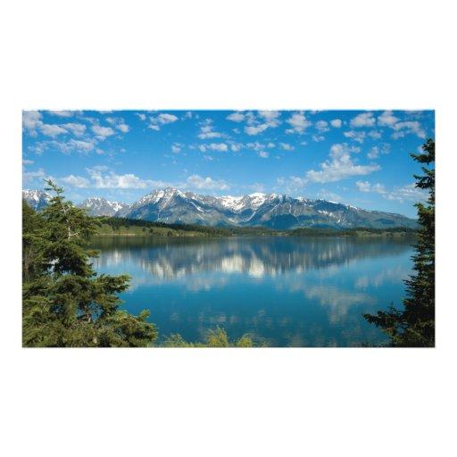 Grant Teton Mountains - Wild Places Photography Art Photo
