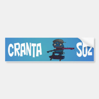 Grants Suz Bumpersticker Bumper Sticker