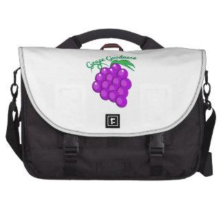 Grape Goodness Commuter Bag