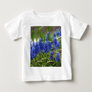 Grape Hyacinth Baby T-Shirt