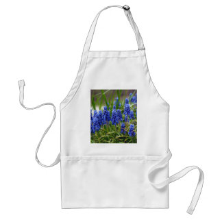 Grape Hyacinth Standard Apron