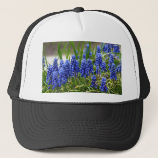 Grape Hyacinth Trucker Hat