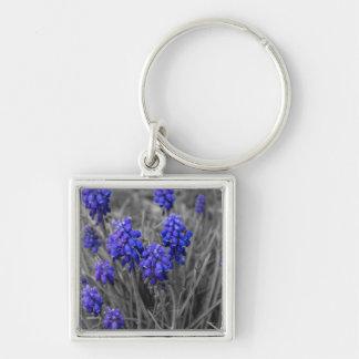 Grape Hyacinths Family Select Key Ring