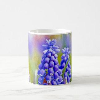 Grape Hyacinths Coffee Mugs