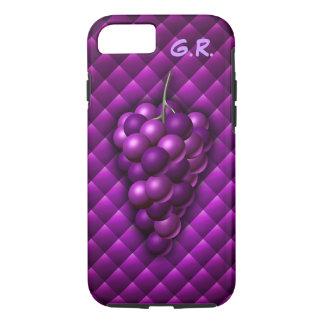 Grape iPhone 7 Case