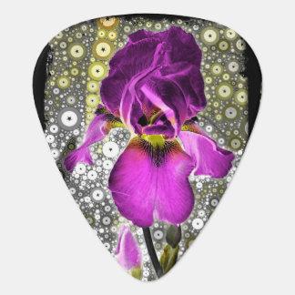 Grape Iris Guitar Picks Plectrum