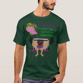 Grape Juicing T-Shirt