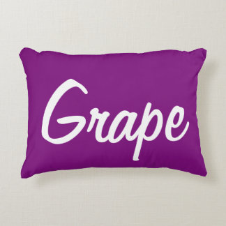 Grape Pillow