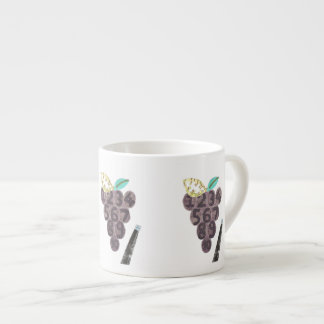 Grape Pool Expresso Cup