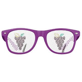 Grape Pool Party Sunglasses