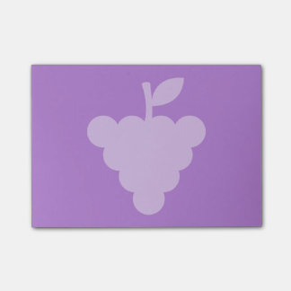 Grape Post-it Notes