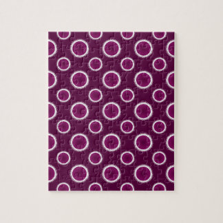 Grape Purple Eclipse Jigsaw Puzzle