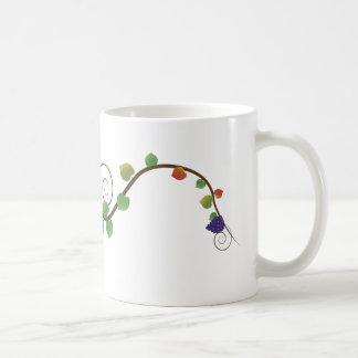 Grape Vine Coffee Mug