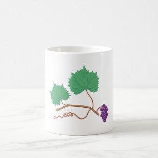 Grape vine grape vine coffee mug