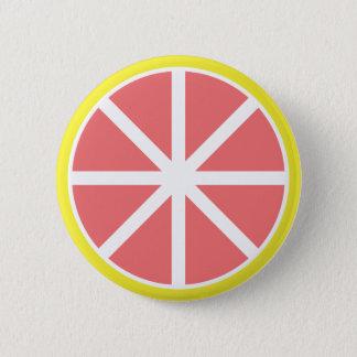 Grapefruit Slice Button
