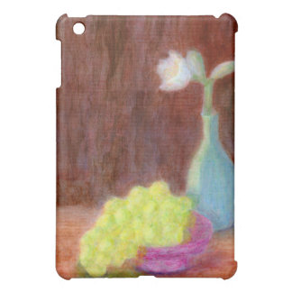 Grapes and Flower Still Life,  iPad Mini Cover