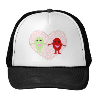 Grapes In Love Hat