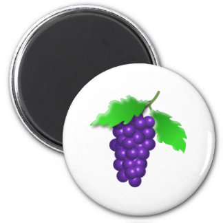Grapes Refrigerator Magnets