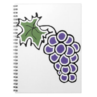 Grapes Notebooks