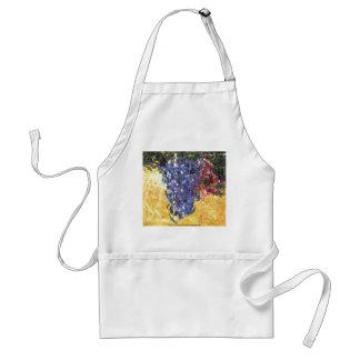 Grapes of Sun Standard Apron