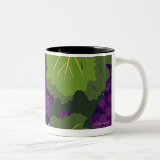 Grapes on the Vine Mug