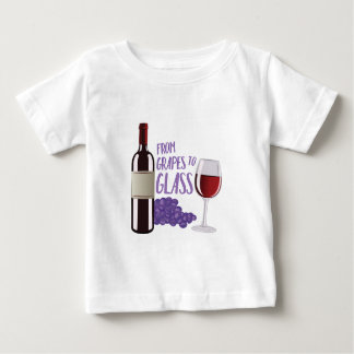 Grapes To Glass Baby T-Shirt
