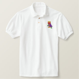 Grapes with Wine Polo