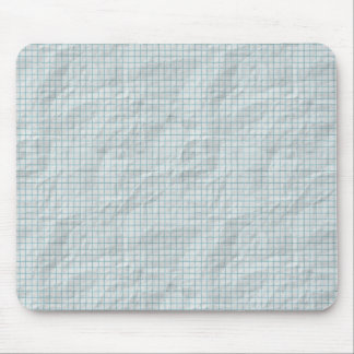 Graph Paper Mouse Pad