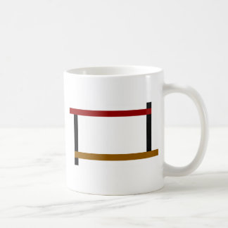Graphic 3 Colors Coffee Mug