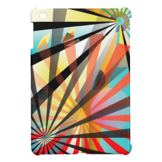 Graphic Abstract Art Cover For The iPad Mini