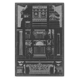Graphic Architecture IV Tissue Paper