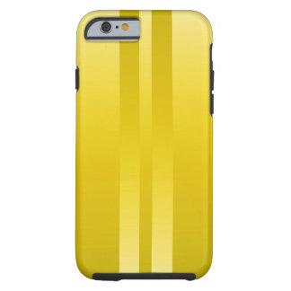 Graphic Art Background Colors Tough iPhone 6 Case