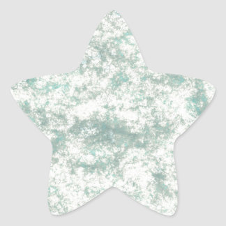 Graphic Art Marble Texture Star Stickers
